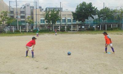 大阪市内でトレーニング