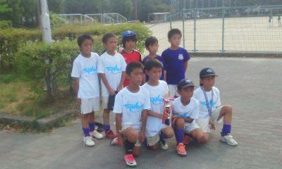 準優勝!長岡京SSカップ U-10 ※追加コメントあり