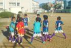 【更新中!】 公式戦 U11 4種リーグ:レポート