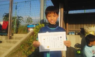 【速報】3年5年生大会結果※コメント追記