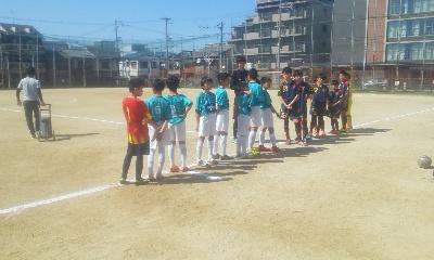 20日(土)公式戦【ライフカップ】②
