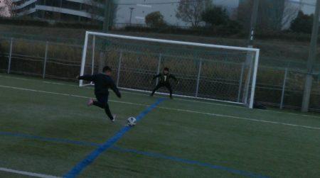 ★スタート~通常平日スクール #3 選手:シャーク大阪
